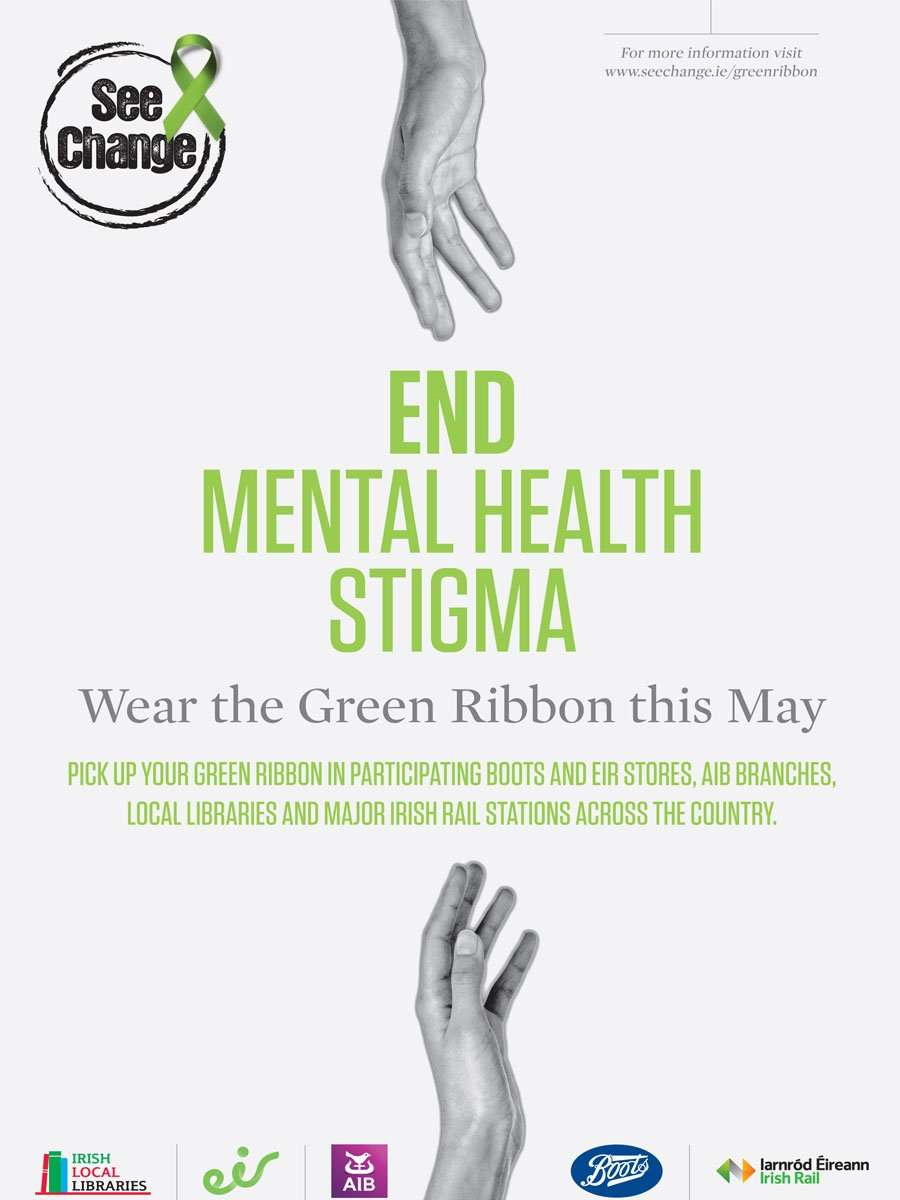 green ribbon 2019